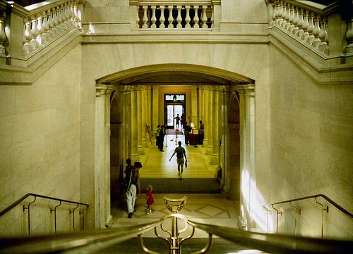 Harvard Library - Photo: Will Hart/flickr