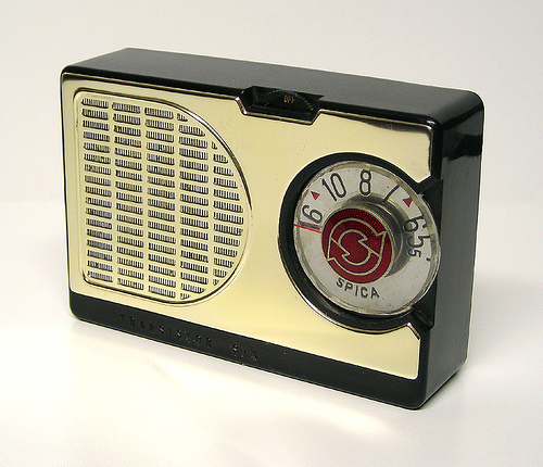 Transistor Radio - Photo: Road Side Pictures