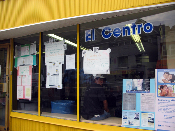 El Centro de Hispanidad Community Center - Photo: Cristina DC Pastor