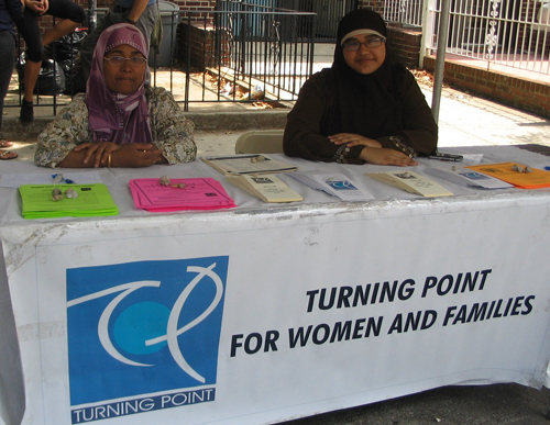 Turning Point, an organization serving South Asian victims of domestic violence - Photo: Cristina DC Pastor