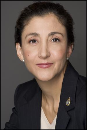 Ingrid Betancourt - Copyright 2008 Tess Steinkolk