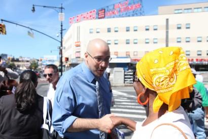 NY State Senator Gustavo Rivera - Photo: Jon Reznick