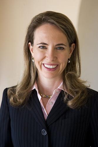 US Congresswoman Gabrielle Giffords