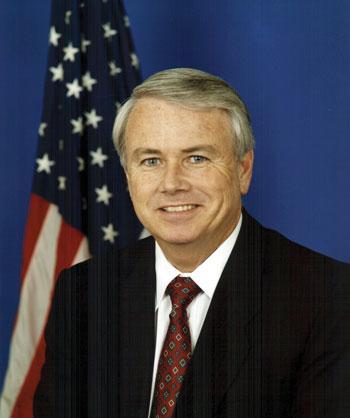 Representative Elton Gallegly