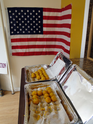 On Coney Island Avenue, in Brooklyn, where the majority of Pakistani Americans reside, the Council of Peoples Organizations (COPO) celebrated the death of Osama bin Laden by distributing sweets amongst community members