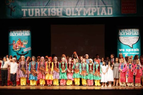 The Turkish Olympiad Finals in New Jersey