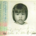 Lorial Crowder's passport from the Phillippines