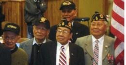 The older generation: Filipino Veterans