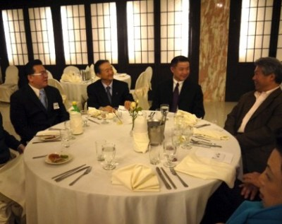 Supporters in the Korean American community threw Liu a fundraiser on Tuesday