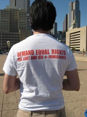 LGBT immigrants