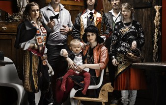 The Warsaw Village Band - Photo: Kayax