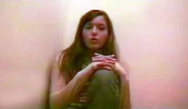 A still from Arigona Zogaj's video message, pleading for asylum in Austria - Photo: Alex Barth