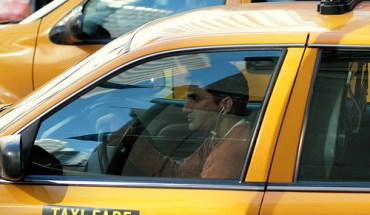South Asian NYC Taxi Driver