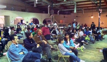 A teach-in about Chicano studies after the closure of the Mexican American Studies program in the TUSD
