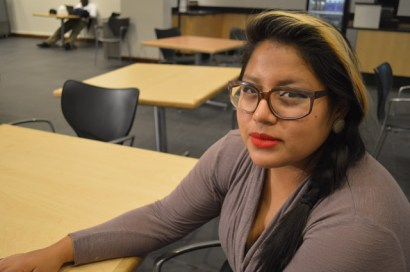 Sonia Guinansaca is an immigration and social justice activist, and an undocumented immigrant. (Photo: Marin Watts)