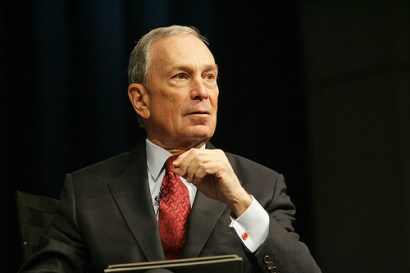 New York City Mayor Michael Bloomberg (Photo: Flickr/ World Bank Photo Collection)
