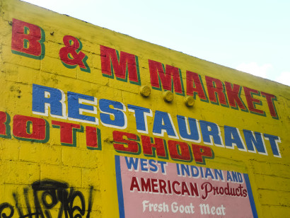 B & M Market Restaurant
