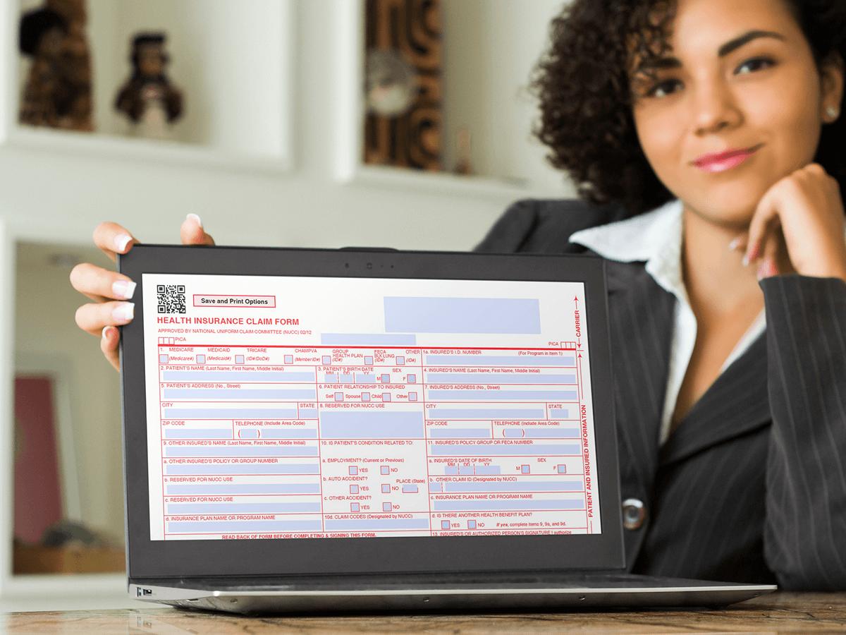 Ub 04 Template Fill Amp Print Health Insurance Claim