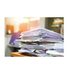 Can a word of the year help you organize your papers?