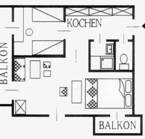 Wohnung TypC