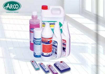 Detergentes Professionais para Lavandarias