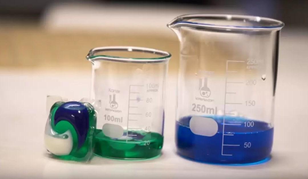 O que acontece ao corpo ao ingerir cápsulas de lavagem – vídeo