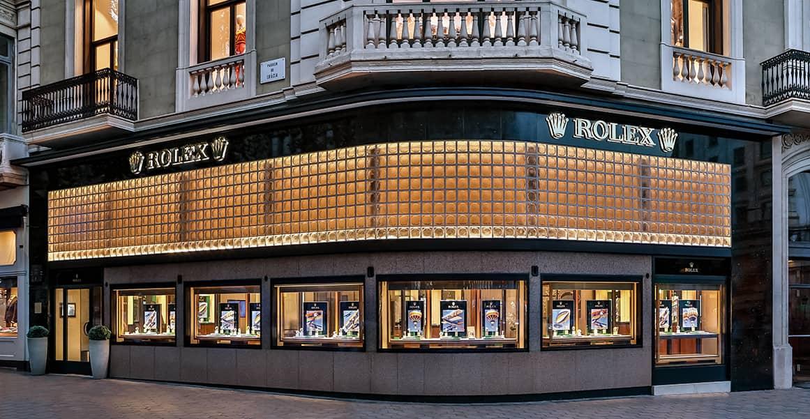 Tous Rolex Boutique Passeig de Gràcia