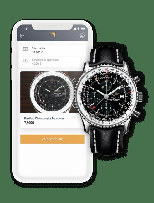 Obtén dinero por tus objetos de valor de manera totalmente digital