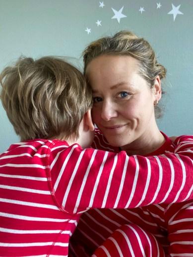 Jag och Emil i pyjamas från Polarn o Pyret