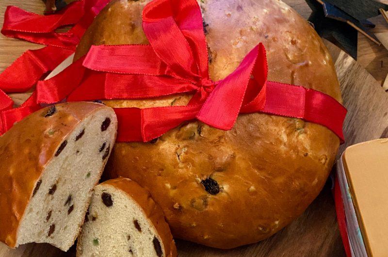 Julbröd eller julekake