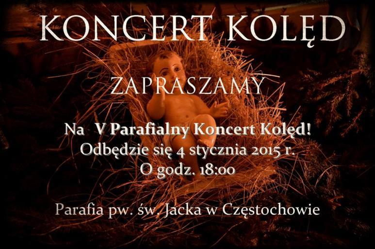 koncert koled