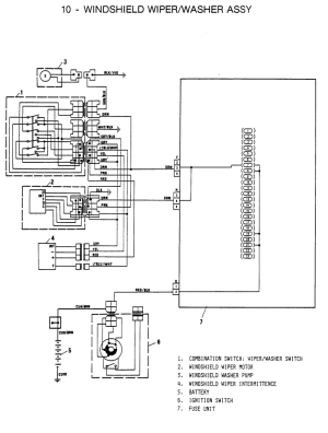 1977 Fiat 124 Spider Wiring Diagram Pictures to Pin on