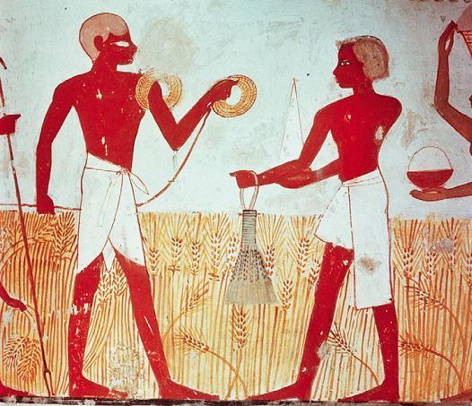 Египетский треугольник и обратная теорема Пифагора