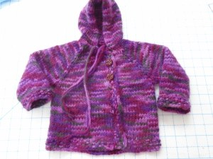 DSC00107finished purple baby sweater