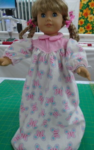 DSC00129 doll nightie