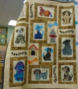 DSC00162 dog quilt