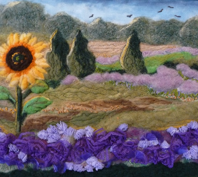 """""""Summer in Sequim"""" by Noreen O'Neil"""