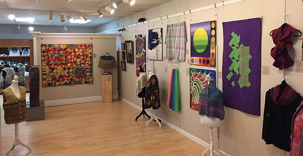 Transformative Style Fiber Arts Exhibition