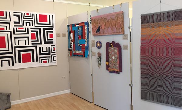 """Threads Count"" exhibition at Sequim Museum & Arts"