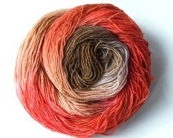 How to dye yarn and fiber, Fiberartsy.com