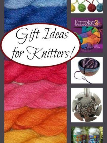 Gift Ideas for Knitters, Fiberartsy.com