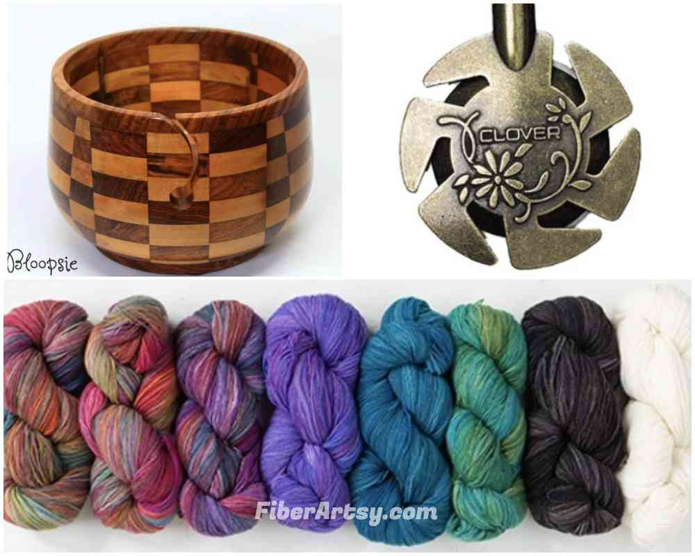 Gift Ideas for Knitters and Crocheters