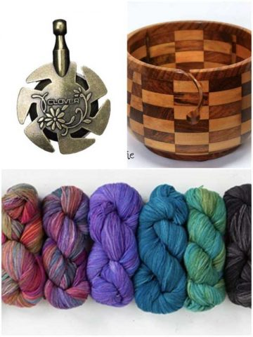 Gift ideas for crocheters and knitters