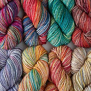 Muse Hand Painted Yarn by Knit Picks