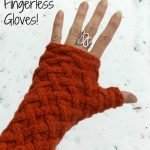 Fingerless Gloves from a Sweater, Fiberartsy.com
