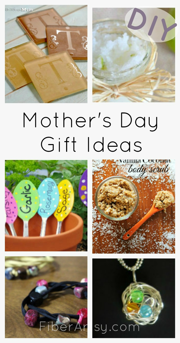 21 Diy Mother S Day Gift Ideas