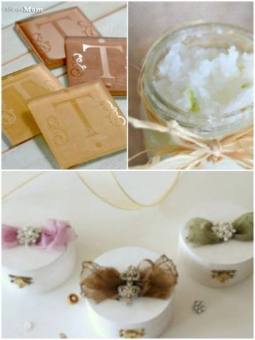 DIY Gift Ideas for Mother's Day