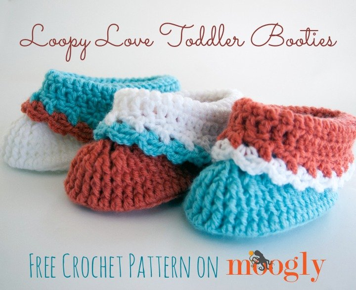 Adjustable crochet pattern for babies