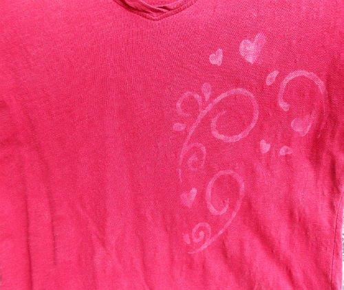 Decorate with Bleach Pen, Fiberartsy.com