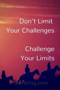 Motivation Inspiration, FiberArtsy.com
